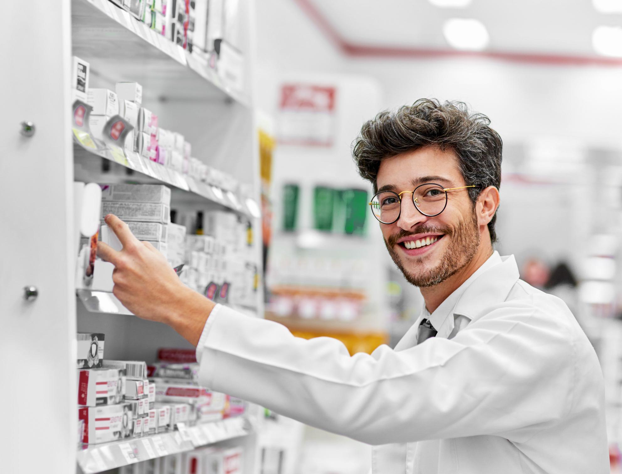 Bless You Pharmazie Praktikant